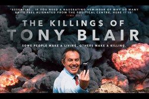Poster: The Killing$ of Tony Blair
