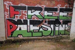 Free Palestine Wall Art - Rochdale