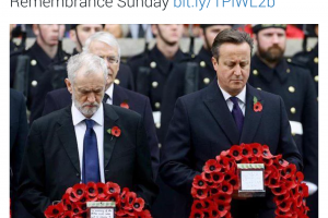 The Telegraph's attempted smear of Jeremy Corbyn