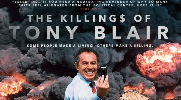 Poster: The Killing$ of Tony Blair