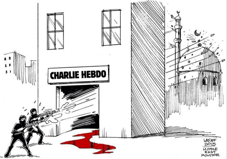 Paris Charlie Hebdo Killings