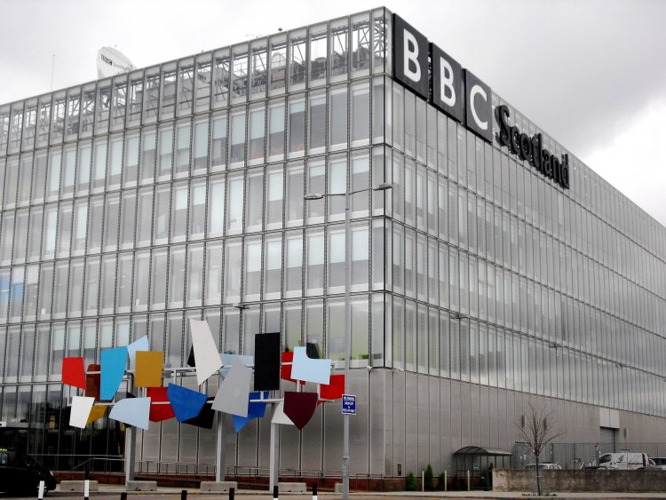 BBC Scotland Office - Glasgow