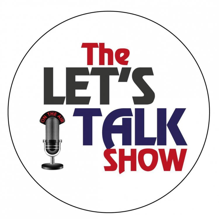 The Let's Talk Show - hosted by Sajid Iqbal of The Revival