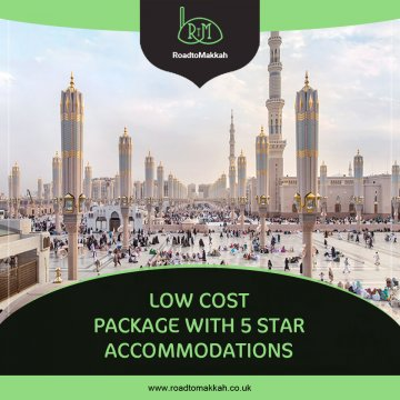 Low Cost Umrah Packages
